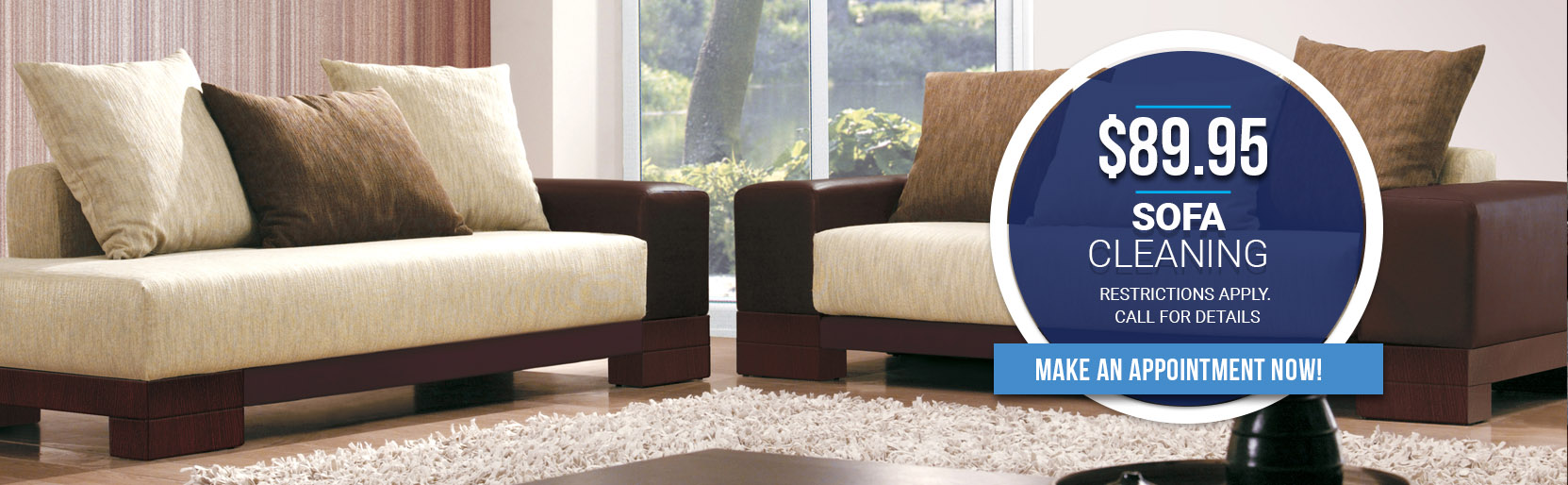 Furniture/Upholstery Cleaning